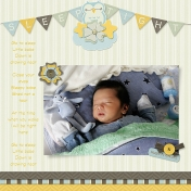 Naptime- Sweet Baby