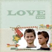 My Son My Valentine