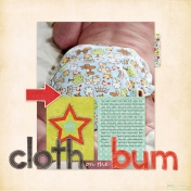 Cloth on the Bum