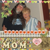 Mom and Del