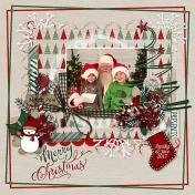 Santa Cooks