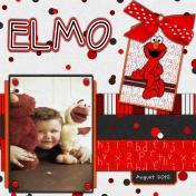Elmo &Dustin!