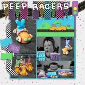 Peep Racers