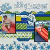 Sliding into Summer