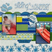 Sliding into Summer