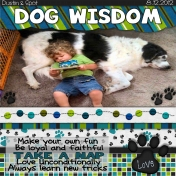 D&S Dog Wisdom