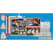Moms Best Christmas Sugar Cookies
