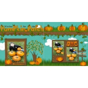 It's Time For The Pumpkin Patch