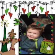 Be Merry Reindeer
