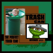 The PERFECT Trash Can
