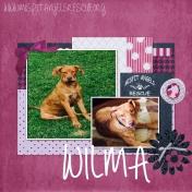 Misfit Wilma!