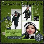 Season's Splendor