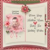 Holiday Hearts and Hugs- Christmas