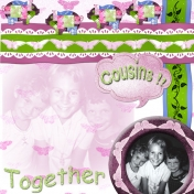Cousins... together in time