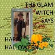 glam witch