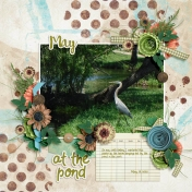 May at the Pond