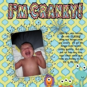 I'm Cranky!
