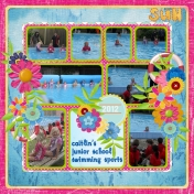 Junior School Swimming Sports Day