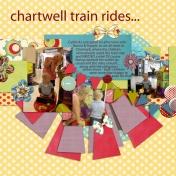Chartwell Train rides