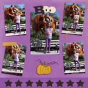 Halloween 2014- Boo