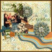 Jump Starting the Garden