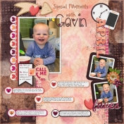 Special Moments with Gavin: April Faves