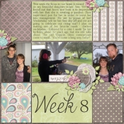 Project Life: Week 8