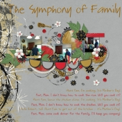 The Symphony of Family