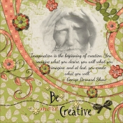 Be More Creative