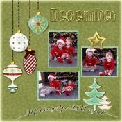 December 2015 Calendar top