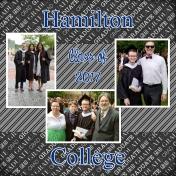 2017 College Graduation