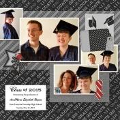 2015 High School Graduation