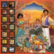 Meeting Aladdin and Jasmine