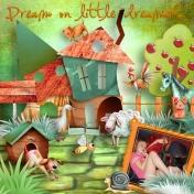 Dream on Little Dreamer