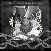 Never Stop Holding My Hand