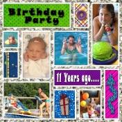 Ally Birthday
