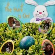 Easter Egg Hunt 2014