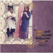 Leah & Kushbu