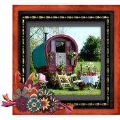 Boho Gypsy Caravan