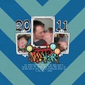 Happy New Year ~ 2011!