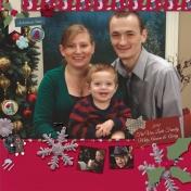Family Xmas Photo 2011