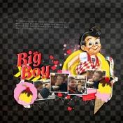 Big Boy Birthday