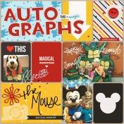 Autographs in Disney #01