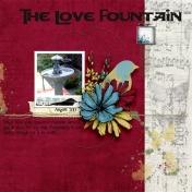 The Love Fountain