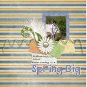 Spring Dig