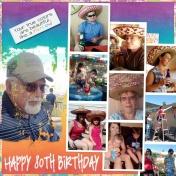 80th Fiesta Birthday Party