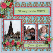 Disney Holiday 2020