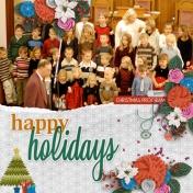 CRC Christmas Program 2007