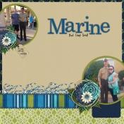 marine grad