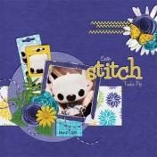 stitch funkopop
